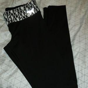 2.for.$20 PINK Reversible Yoga leggings